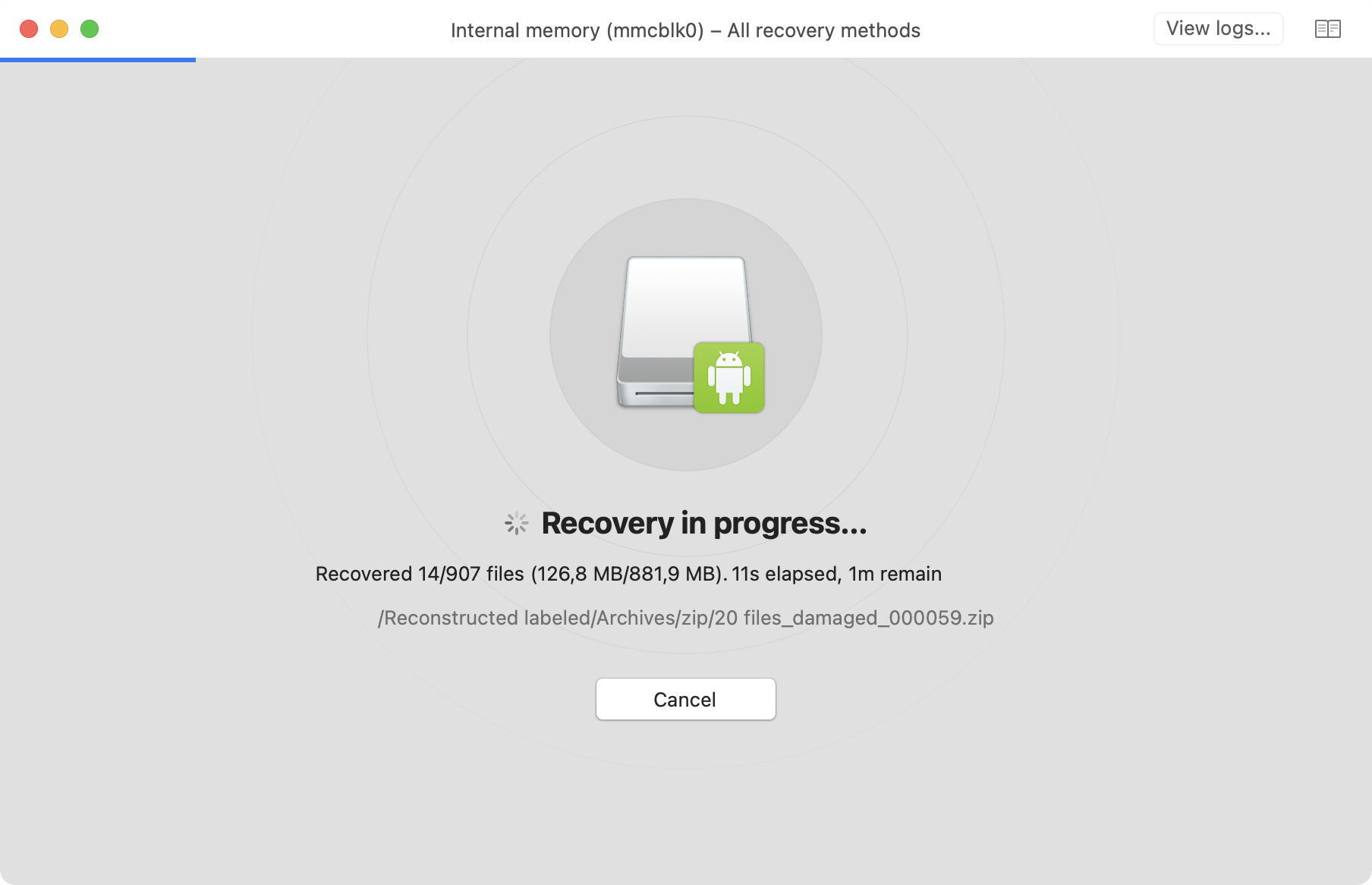 How to Recover Android Data on Mac